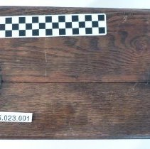 Image of Oak medical box used by Dr David Humphreys - Case, Medical Instrument