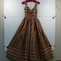 Image of 1940's sundress - Sundress