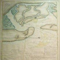 Image of Port et barre d'Amelia - Map