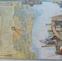 Image of Amelia Island (map) - Map