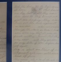 Image of Letter from Camp Fernandina 1898