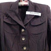 Image of WW II U S Army Nurse dress