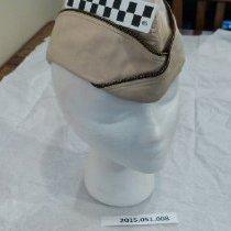 Image of WW II U S Army Nurse garrison cap - Cap, Garrison