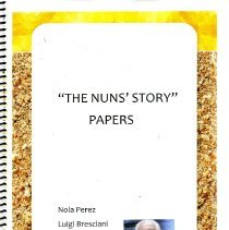 Image of The Nuns' Story Papers - Manuscript