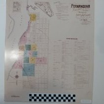 Image of 1926 Sanborn map of Fernandina