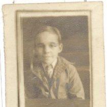 Image of Gene Lasserre youth