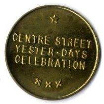 Image of Centre Street Centennial 1878-1978 coin - Coin, Commemorative