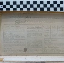 Image of Whitman Sampler Box containing false curls