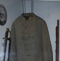 Image of Confederate uniform worn by Major George R. Fairbanks - Uniform, Military