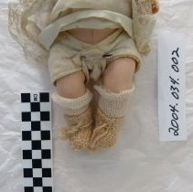 Image of 9 Inch Doll, 1920's