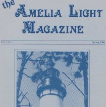 Image of The Amelia Light Magazine, Vol. 1 No. 1, Spring 1986 - Magazine