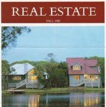 Image of Real Estate, Fall 1988, Amelia Island Planation - Brochure