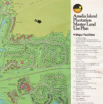 Image of Amelia Island Plantation Master Land Use Plan - Plan