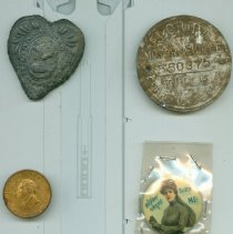 Image of Artifacts Found on Amelia Island and Nearby. - Artifacts