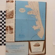 Image of 1977 Map of Fernandina Beach by the Chamber of Commerce