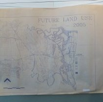 Image of 1991 Future Land Use to 2005 - Map