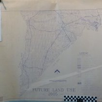 Image of 1991 Future Land use to 2005
