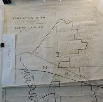 Image of Lands of L G Wirth 1916 - Map