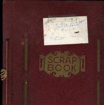 Image of Scrapbook of Katherine Hirth 1947 - Scrapbook