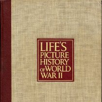Image of Life's picture history of World War II - Book