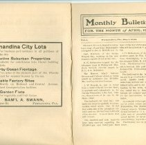 Image of Bulletin 1
