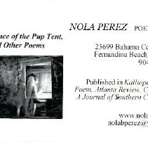 Image of Nola Perez
