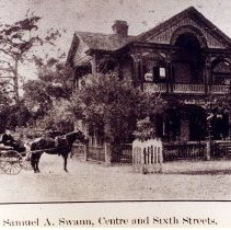 Image of Swann House - Print, Photographic