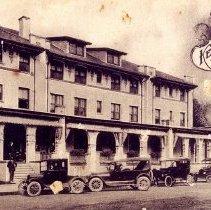 Image of Keystone Hotel, Fernandina Florida - Print, Photographic