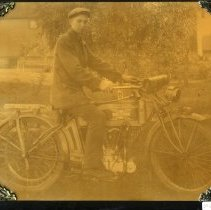 Image of Excelsior Autocycle - Print, Photographic