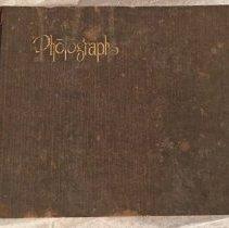 Image of World War 1 Photo Album - Album