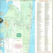 Image of Fernandina Beach & Amelia Island  - Map