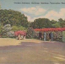 Image of Garden Entranc, Gerbings Gardens