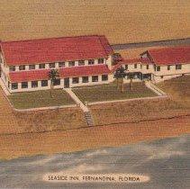Image of Seaside Inn, Fernandina, Florida - Postcard, Picture