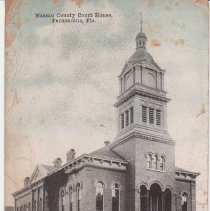 Image of Nassau County Court House - Postcard, Picture