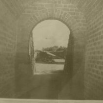 Image of Fort Clinch Brick archway