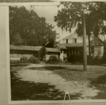 Image of Path to house on Fort George Island
