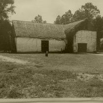 Image of Mission building on Fort George Island