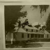 Image of House exterior on Fort George Island