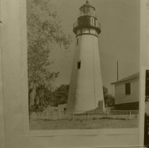 Image of Fernandina beach lighthouse