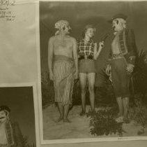 Image of Pirates with girl