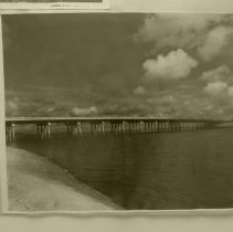 Image of Bridge from beach