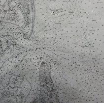 Image of 1877 Coastal Chart Sapelo Is (GA) to Amelia Is (FL)