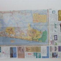 Image of Nassau County and Amelia Island Map 2000