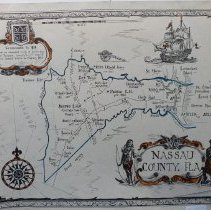 Image of Artistic rendering of Nassau County, Florida