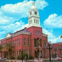 Image of Nassau County Courthouse - Postcard, Picture