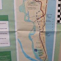 Image of 1999 Map  Bikeways of Northeast Florida