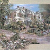 Image of Amelia Island Williams House - Postcard, Picture