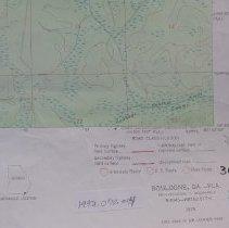 Image of 1970 Boulonge Quadrangle 7.5 minute Topographic Map