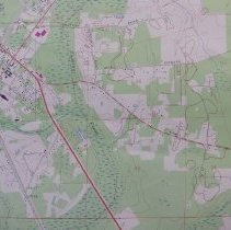 Image of 1981 Callahan Quadrangle 7.5 minute Topographic Map