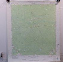 Image of 1970 Hilliard NE Quadrangle 7.5 minute Topographic Map